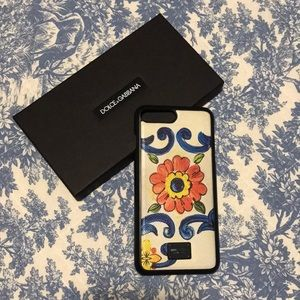 Dolce & Gabbana Majolica IPhone 8 Plus Case